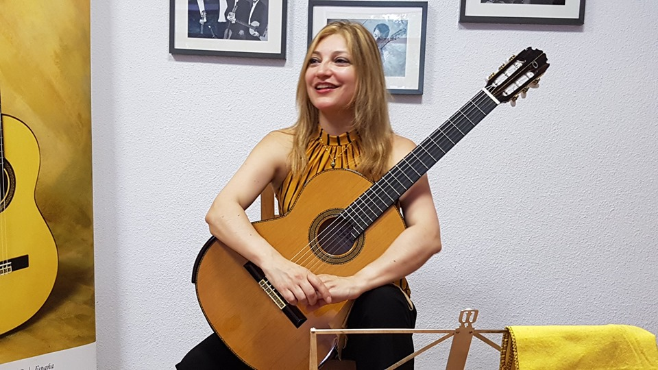 Concert in Madrid at Contreras House