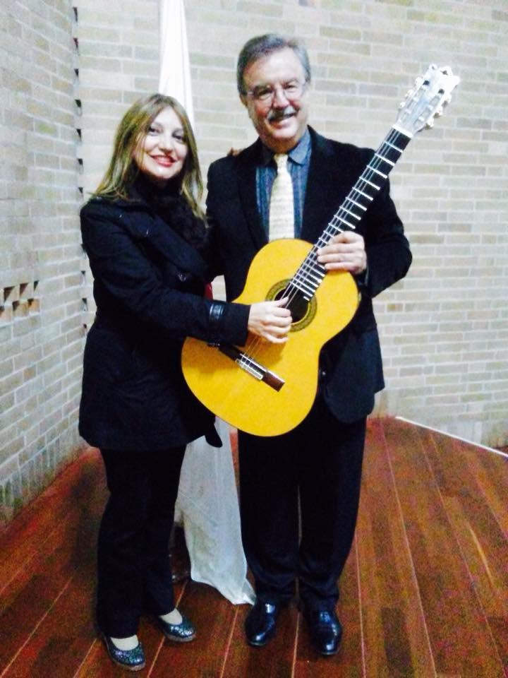 Irene Gomez leads First International Guitar Summer Academy in Bogota