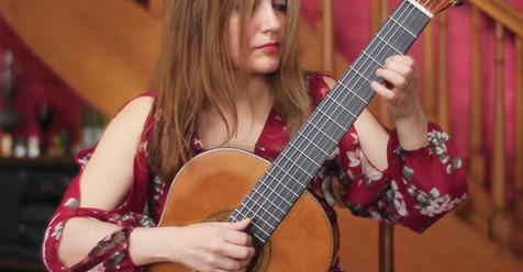 Video Pick of the Week: Irene Gómez Plays Isaac Albéniz's 'Cataluña'